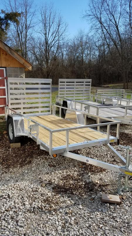 2019 QUALITY STEEL PRODUCTS UTILITY / LANDSCAPE / ATV TRAILER