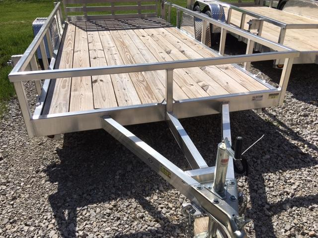 """2018 QUALITY STEEL PRODUCTS 80"""" X 14' UTILITY / LANDSCAPE / ATV TRAILER"""