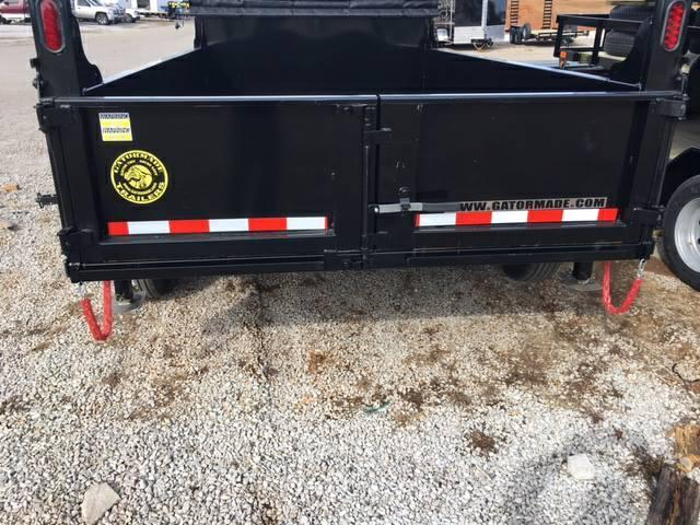 "2020 QUALITY STEEL PRODUCTS 83"" X 12' DUMP TRAILER"