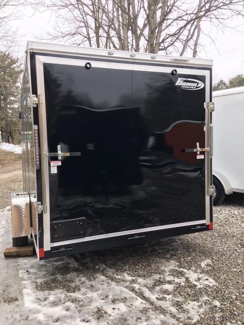 2019 FORMULA FACTORY SPECIAL 7' X 12' ENCLOSED CARGO TRAILER