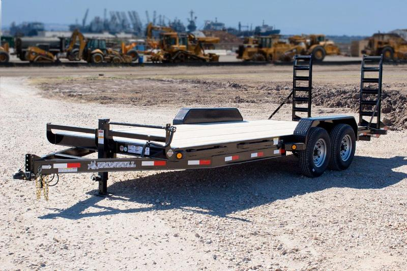 EQUIPMENT HAULER 83 X 20' 2-7000 LB AXLES