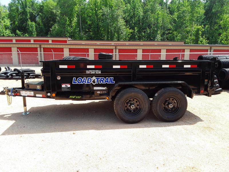 "2018 Load Trail 72"" x 12' 2-5200 lb Axles"
