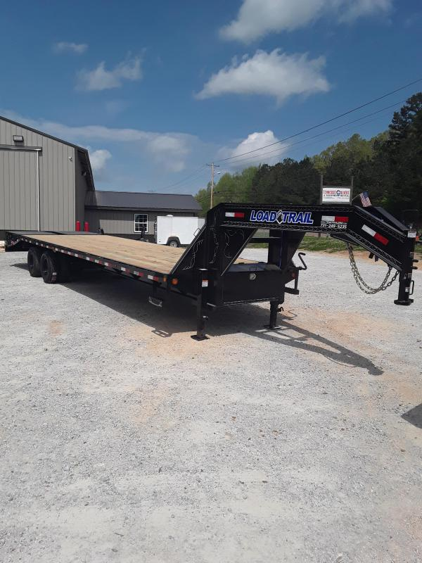 "2018 Load Trail 102""x32' w/ 2-10k axles"