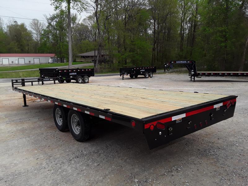 "2019 Load Trail 83"" X 22' Equipment Trailer W 2 7000 Lb Axles"