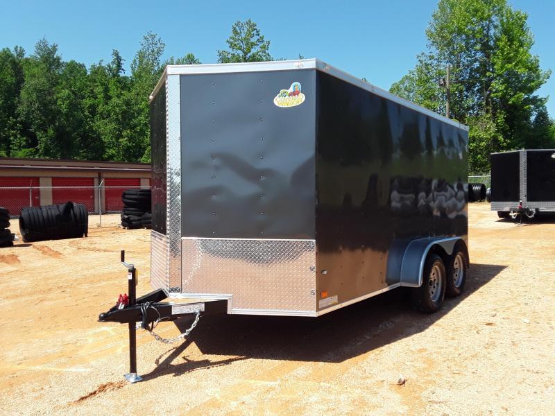 2019 Covered Wagon Trailers E Enclosed Cargo Trailer