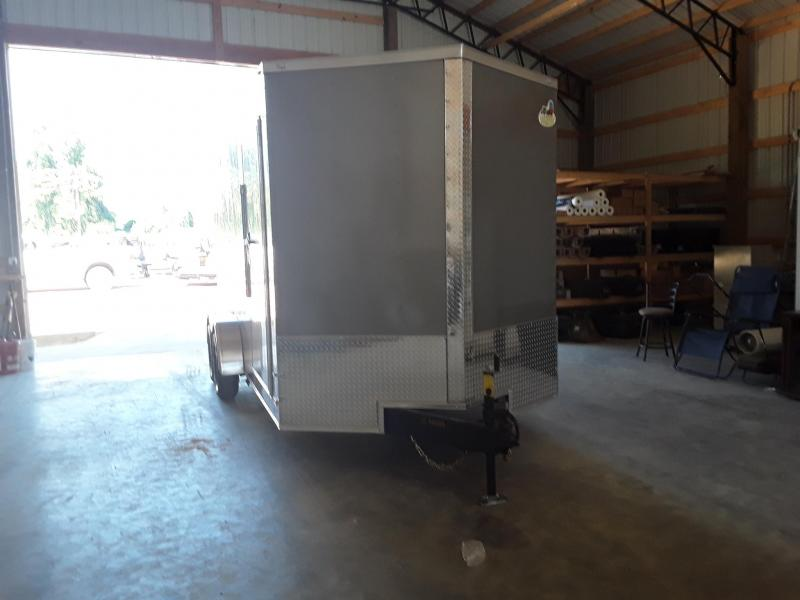 2018 Covered Wagon Trailers 7 X 16 Enclosed 2 3500 lb axles Enclosed Cargo Trailer