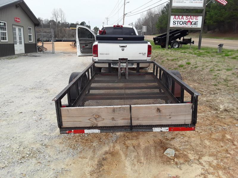 2011 5' X 10' Motorcycle Trailer