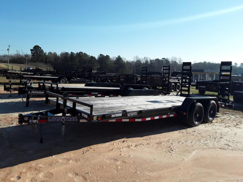 "2018 Load Trail  83""x20' 2-5200lb Axles  in Dyess, AR"