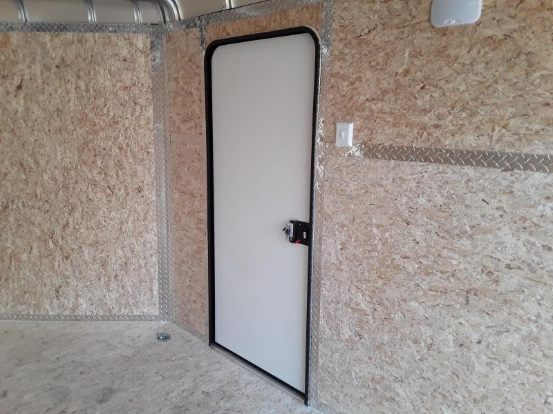 2019 Legend Trailers 7'X15' Enclosed Cargo Trailer