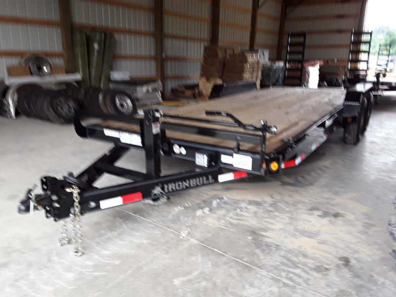 2018 Iron Bull Iron Bull 83 X 22 Equipment Trailer Equipment Trailer in Belmont, MS
