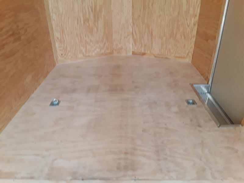 2019 Covered Wagon Trailers 8.5'X24' Tandem Axel Enclosed Cargo Trailer