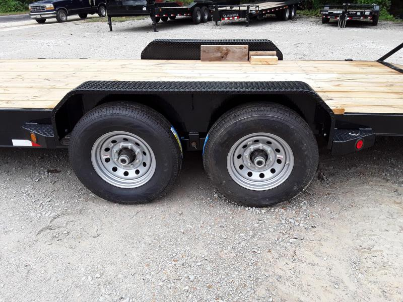 "2019 Iron Bull EQUIPMENT HAULER 83"" X 18' Equipment Trailer"
