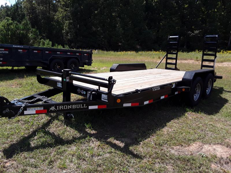 2018 Iron Bull Eq Hauler Equipment Trailer in Sherman, MS