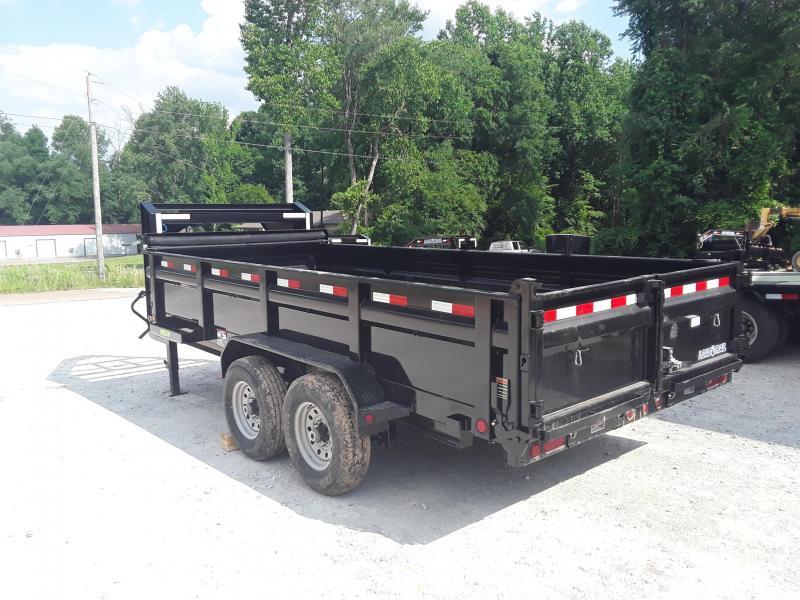 "2019 Load Trail 83"" X 16' Dump Trailer W 2 70000 Lb Axles"
