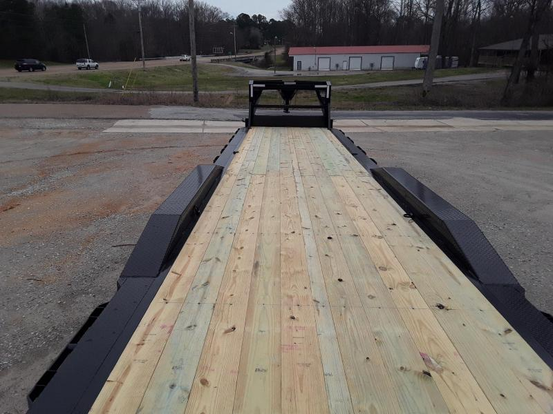 "2019 Iron Bull 102""x40' Flat Bed W/3-7000lb Axles"