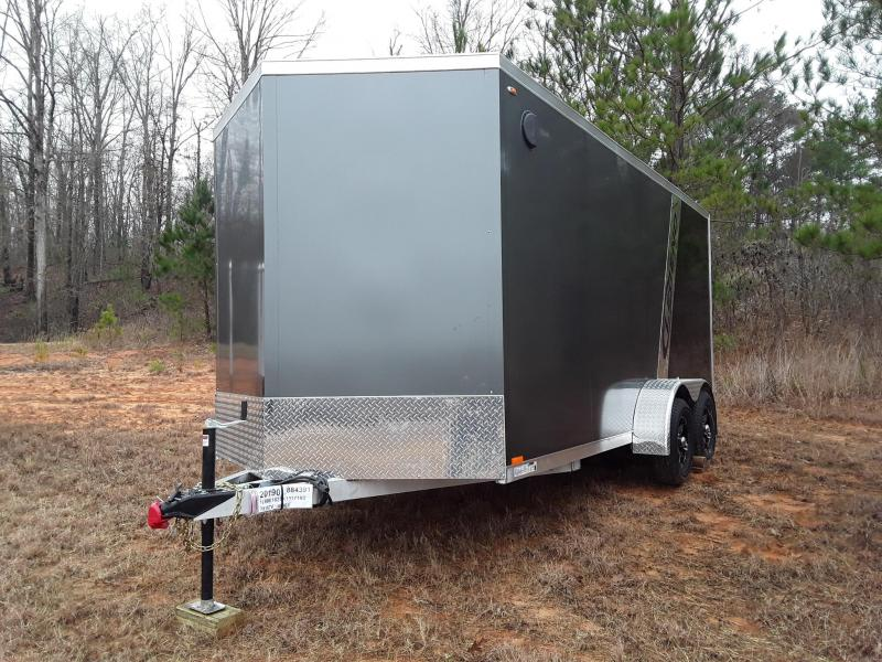 2019 Legend Trailers 7'X18' Enclosed Cargo Trailer