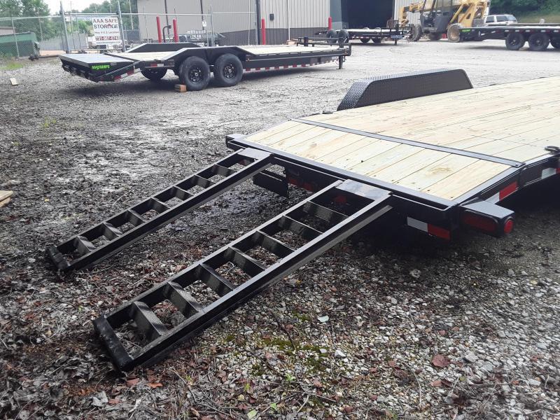 """2019 Load Trail 83"""" X 20' Tandem Axle Carhauler / Equipment Trailer"""