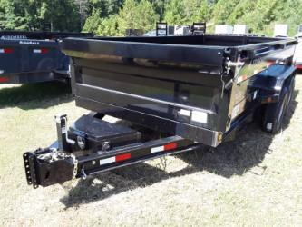 "2018 Iron Bull 83""x14' 2-7000 LB Axles Dump Trailer  in Arbyrd, MO"