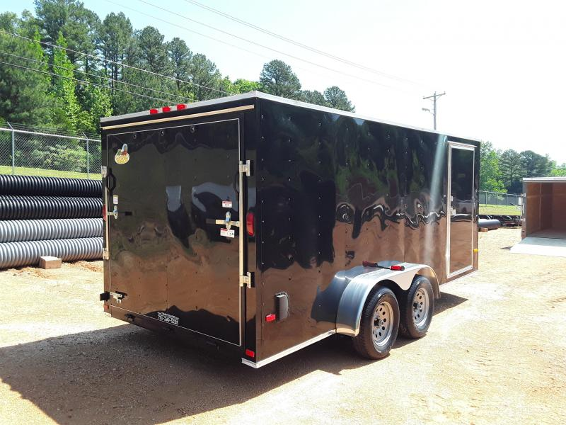 2019 Covered Wagon Trailers e Enclosed Cargo Trailer