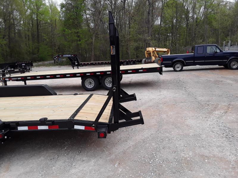 "2019 Load Trail 83"" X 22 Equipment Trailer W 2 7000 lb axles"