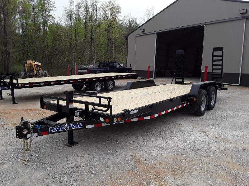 "2019 Load Trail 83"" X 22 Equipment Trailer W 2 7000 lb axles in Dyess, AR"