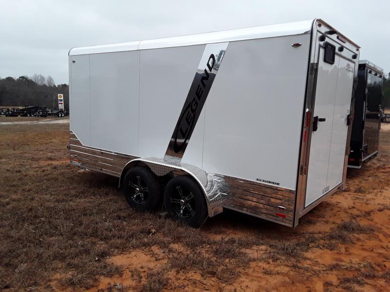 2019 Legend Trailers 7X17  Enclosed Cargo Trailer