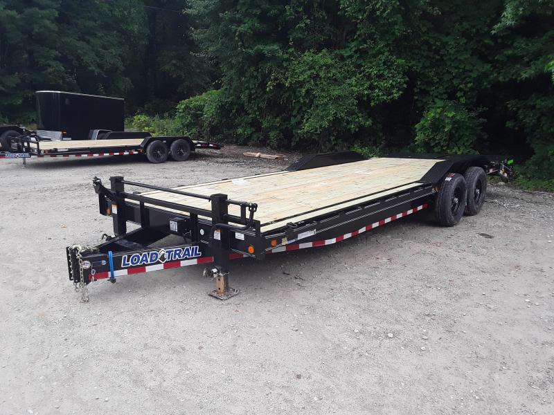 "2019 Load Trail 102"" X 24'  Equipment Trailer W 2 7000 Lb Axles and Max Ramps in Frenchmans Bayou, AR"