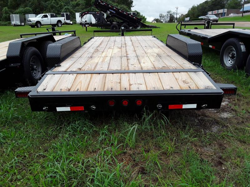 2019 Iron Bull Iron Bull 83 X 18 Equipment Trailer
