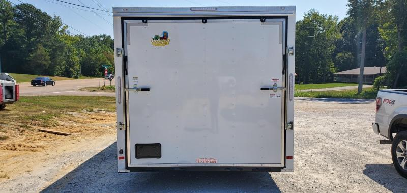 2020 Covered Wagon 8.5x20TA Enclosed Cargo Trailer