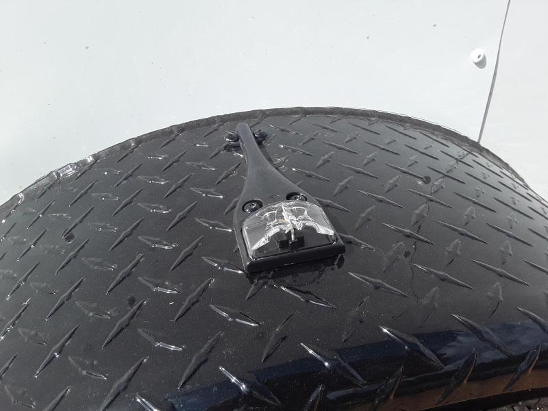 2019 Rock Solid Cargo 6' X 12' Single Axle Enclosed Cargo Trailer W Blackout Package