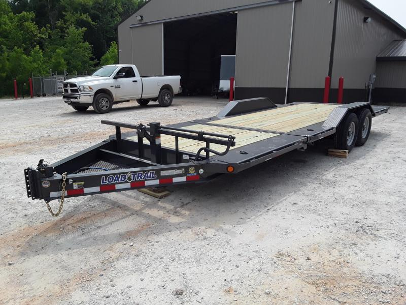 "2019 Load Trail 102"" X 22' Low Pro Tilt Equipment Trailer W 2 7000 Lb Axles in Dyess, AR"