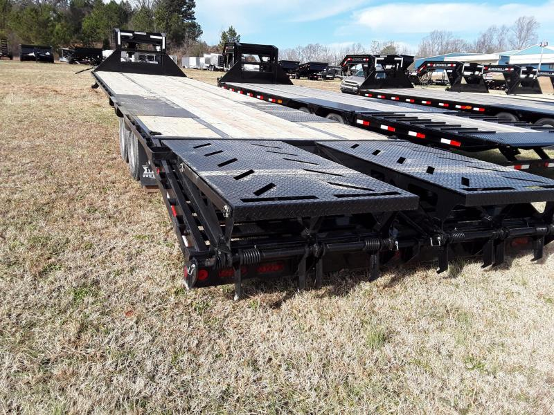 2019 Iron Bull F Flatbed Trailer