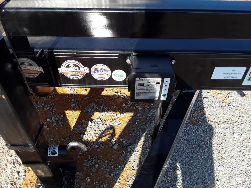 2018 Iron Bull 83 X 20 Equipment Hauler Equipment Trailer