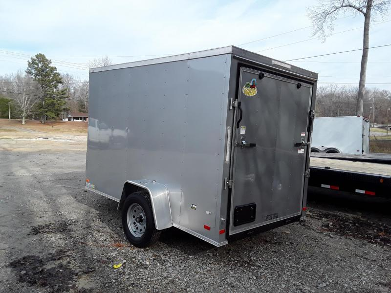 2019 Covered Wagon Trailers 6X10SA Enclosed Cargo Trailer
