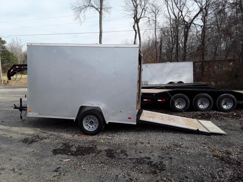 2019 Covered Wagon Trailers 6' X10' SA Enclosed Cargo Trailer