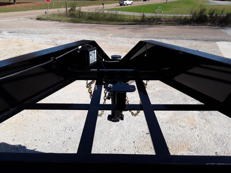 "2019 102""x36' Iron Bull Gooseneck Equipment Trailer"