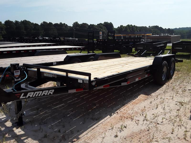 2018 Lamar Trailers 83 X 20 EQUIPMENT HAULER 14K Equipment Trailer in Fulton, MS