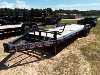 "2018 Load Trail 83"" X 24' Tilt-n-go Tandem Axle Equipment Trailer in Fulton, MS"