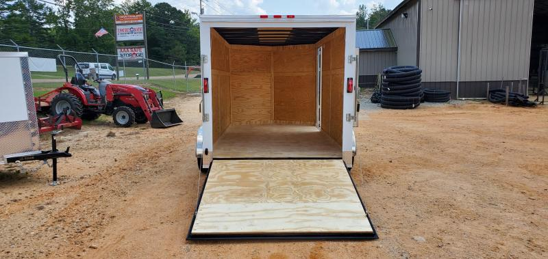 2020 Covered Wagon 7' X 14' Enclosed Cargo Trailer