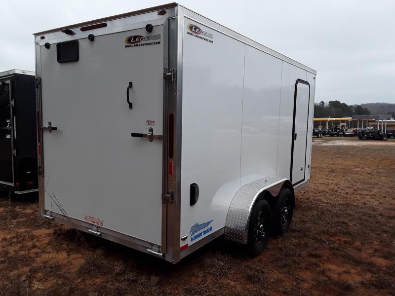 2019 Legend Trailers 7X16 Enclosed Cargo Trailer