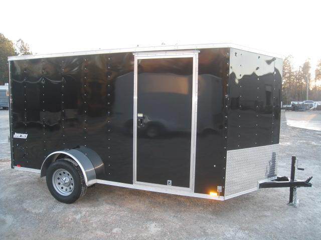 2019 Pace American Journey 6 x 12 Vnose Enclosed Cargo Trailer in Morrisville, NC