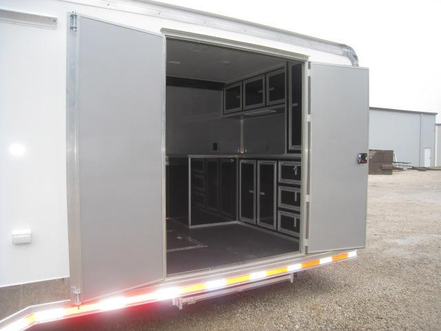2019 Pace American Shadow 32 Car / Racing Trailer Loaded
