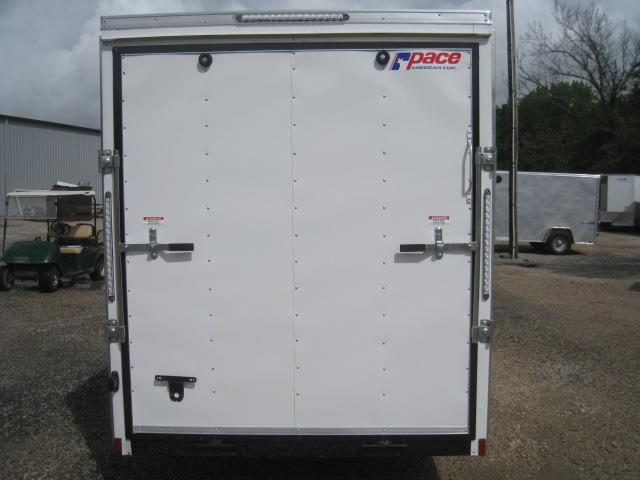 """2019 Pace American Journey 6x14 Enclosed Cargo Trailer with 6'6"""" Inside Height"""