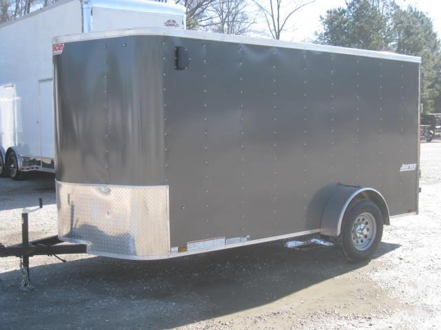 2018 Pace American Journey 6x12  Enclosed Cargo Trailer