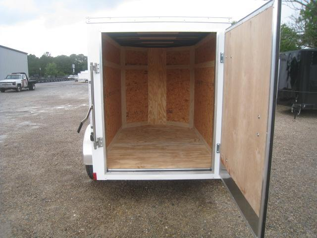 2019 Pace American Outback 5x8 Enclosed Cargo Trailer