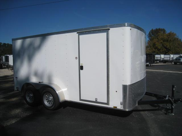 2019 Look Trailers ST Economy 7x14 Motorcycle Trailer Motorcycle Trailer