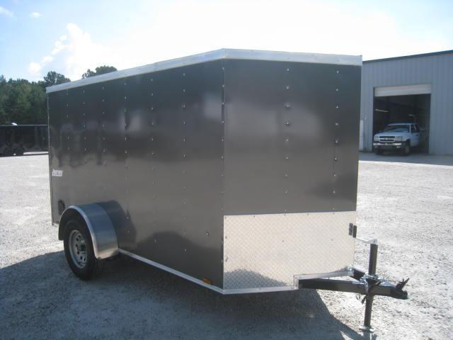 2018 Pace American Journey 5 X 10 Vnose Cargo Trailer