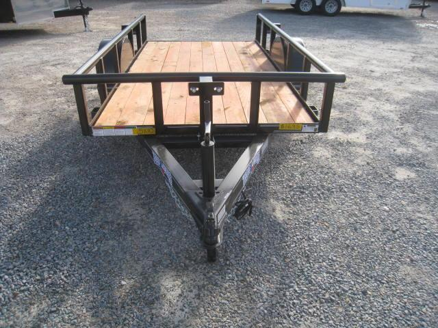 2018 Texas Bragg Trailers 5X10P Utility Trailer with Tilt Bed