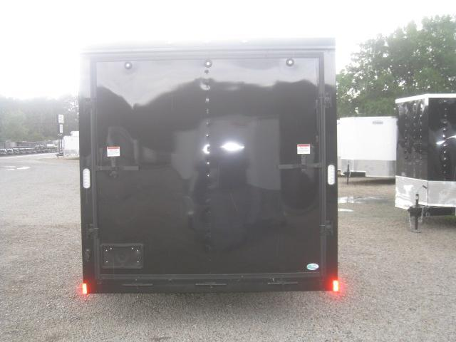 2019 Continental Cargo Sunshine 7x16  Enclosed Cargo Trailer with Blackout Package
