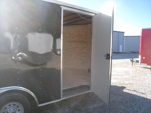 2019 Pace American Journey 8.5 x 16 Vnose Enclosed Cargo Trailer